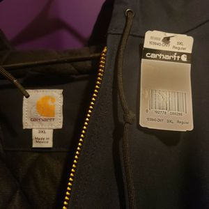 Carhartt 3x Hooded Jacket for Sale in Victoria, TX
