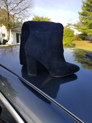 Black suede Aldo Boots for Sale in Streetsboro, OH