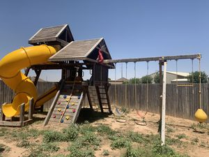 Rainbow Play-set. Located Greenwood. for Sale in Midland, TX