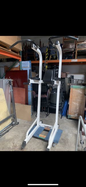 Used Tuff Stuff comercial Grade Pull-up Station for Sale in Cerritos, CA