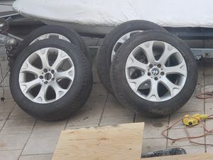BMW x5 rims for Sale in Carteret, NJ