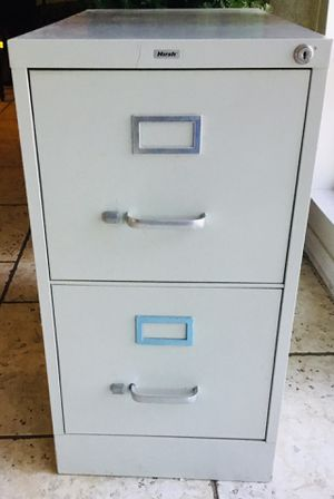 Hirsh File Cabinet. for Sale in Tampa, FL
