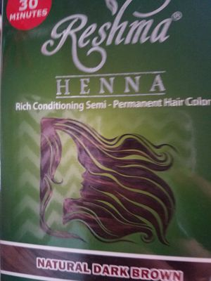 Natural henna hair color no chemicals for Sale in Placentia, CA