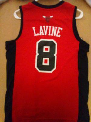 Zach Lavine jersey *small for Sale in Glen Ellyn, IL