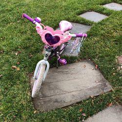 Girls Huffy Princess Bike for Sale in Herndon,  VA