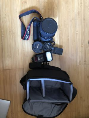 CANON 70D kit for Sale in Elk Grove, CA