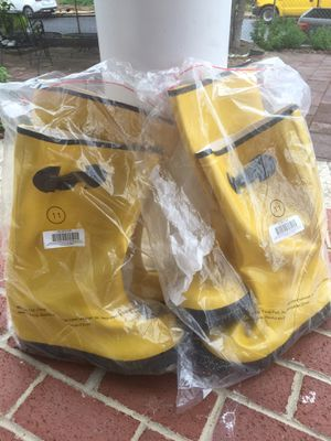 Rain boot or wet weather boots for Sale in Arlington, VA