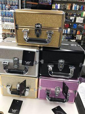 Wholesale Makeup organizer vanity box women 5 colors for Sale in Houston, TX