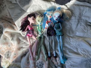 Monster high Dolls for Sale in Middletown, MD