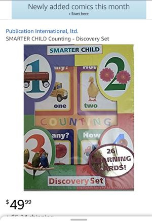 Smarter child game for Sale in Falls Church, VA