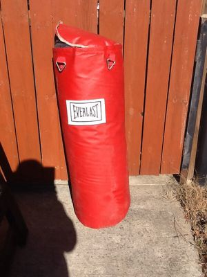 60lb punching bag for Sale in College Park, MD