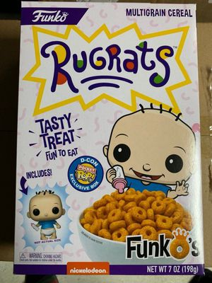 Funko's Rugrats Cereal for Sale in Anaheim, CA