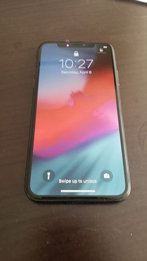 IPhone X 64 GB for sprint for Sale in Washington, DC