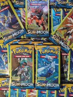 Pokemon Pack Lot for Sale in Middletown,  OH
