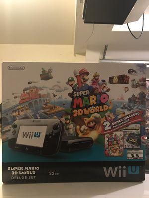Nintendo WiiU plus Games for Sale in Seattle, WA