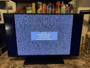 """AMAZING 39"""" LED TV. *NOT a SMART* NOT a STUPID* JUST a LED for Sale in Sacramento, CA"""