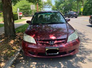 2004 Honda Civic EX for Sale in Leonia, NJ