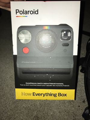 Polaroid Now Everything Box for Sale in Roseville, CA