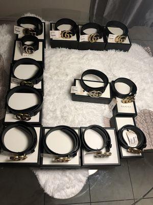 Gucci belt for Sale in Hialeah, FL