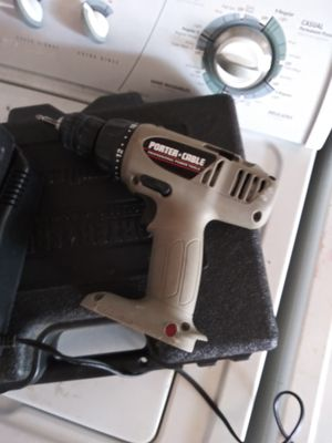Porter Cable cordless drill. for Sale in TWN N CNTRY, FL