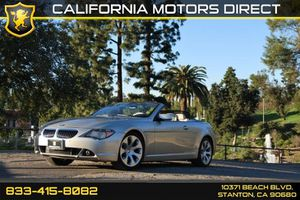2007 BMW 6 Series for Sale in Stanton, CA