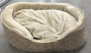 Medium Dog Bed! Washable and hardly used! for Sale in Houston, TX
