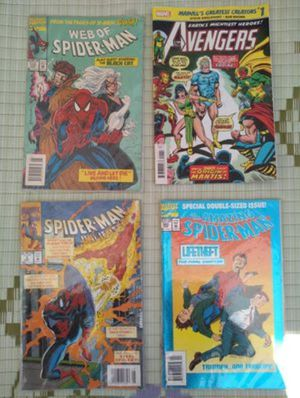 Spider-Man comics classic Vintage for Sale in Whittier, CA