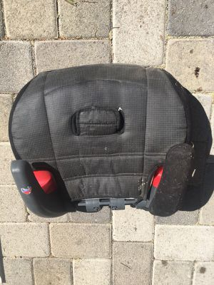 Used booster seat for Sale in Santa Monica, CA