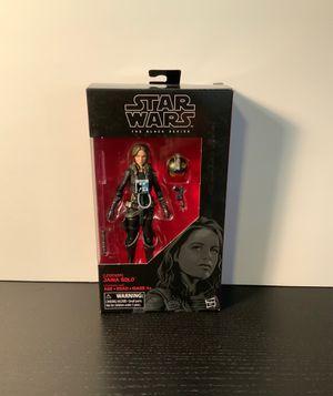 Star Wars black series Jains solo Jedi sith comics pilot figure toy for Sale in Lakeside, CA