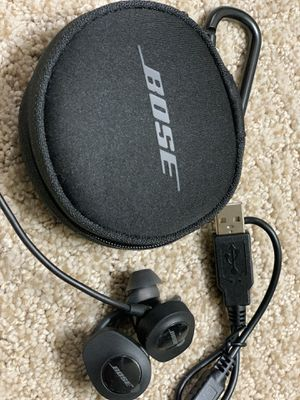 Bose SoundSport Wireless Earbuds $70 for Sale in SeaTac, WA