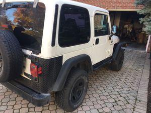 1999 Jeep Wrangler for Sale in Darien, IL