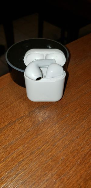 Stereo Bluetooth Wireless Touch Headphones Earbuds for Apple iPhone Samsung Galaxy Note LG for Sale in Chicago, IL