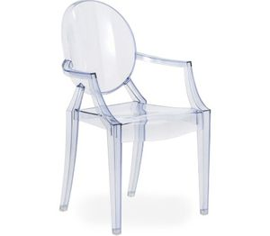 Kartell kids chair (Lou Lou Ghost) crystal for Sale in Miami, FL