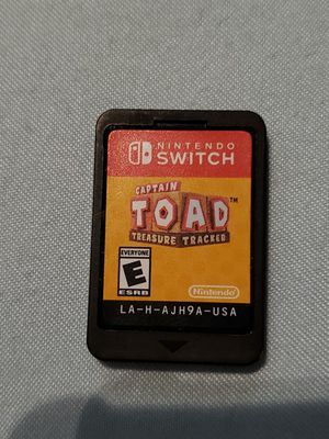 Captain toad treasure tracker for the Nintendo switch for Sale in Rialto, CA
