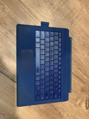 Surface pro keyboard blue for Sale in Irvine, CA