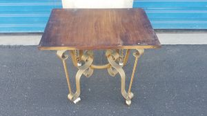 Antique Table for Sale in Ontario, CA