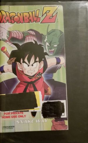 Dragonball Z ( Anime ) VHS D1 for Sale in La Puente, CA
