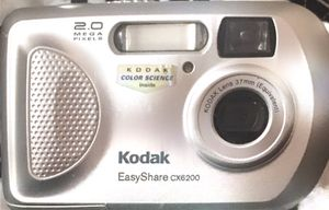 Kodak easy share camera needs charger and new battery pack for Sale in Columbus, GA