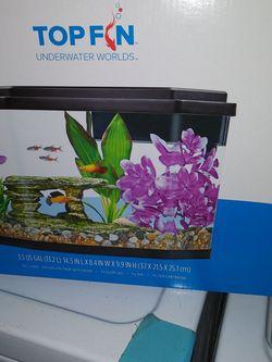 3.5 Gallon Top Fin Aquarium for Sale in Bakersfield,  CA