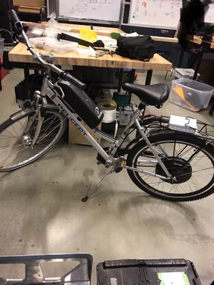 Peugeot Electric Commuter Bicycle for Sale in Renton, WA