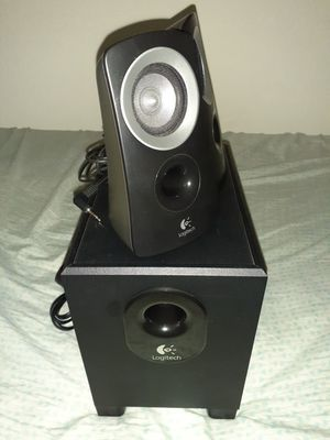Logitech z313 2.1 Computer Speakers for Sale in Fresno, CA