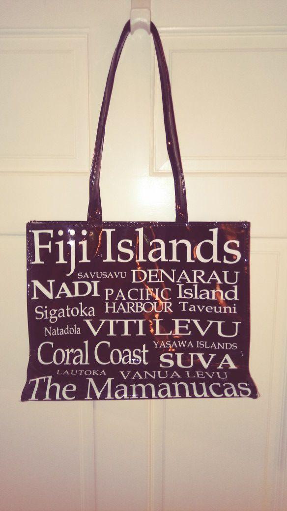 Fiji Bag Patent Leather 12x14x5 New Retails 34.99