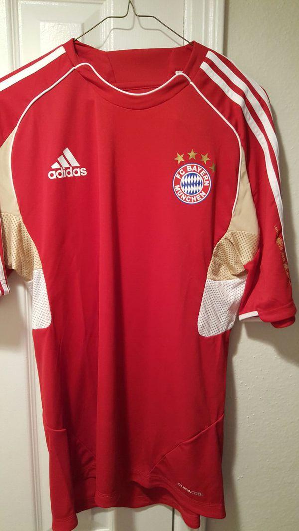 Bayer Munich jersey
