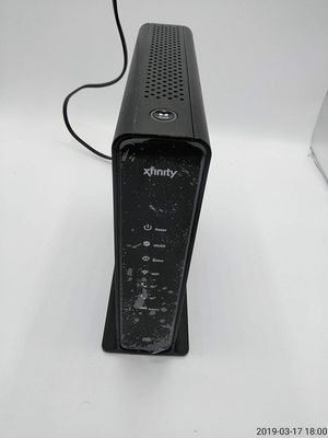Arris/Xfinity TG862G/CT Cable Modem Docsis 3.0 for Sale in Sacramento, CA