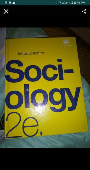 Introduction to Sociology for Sale in Saint Joseph, MO