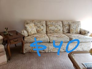 Couch, alot furniture for sale for Sale in Rossmoor, CA