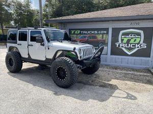 2010 Jeep Wrangler Unlimi for Sale in Mount Dora, FL