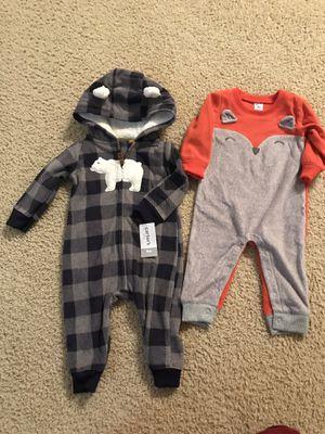 Carter's baby fleece 2 pack for Sale in Santa Clara, CA