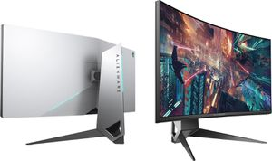 """Alienware 34"""" Curved Ultrawide Gaming Monitor AW3418DW for Sale in Hayward, CA"""