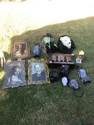 Halloween items decor for Sale in Anaheim, CA